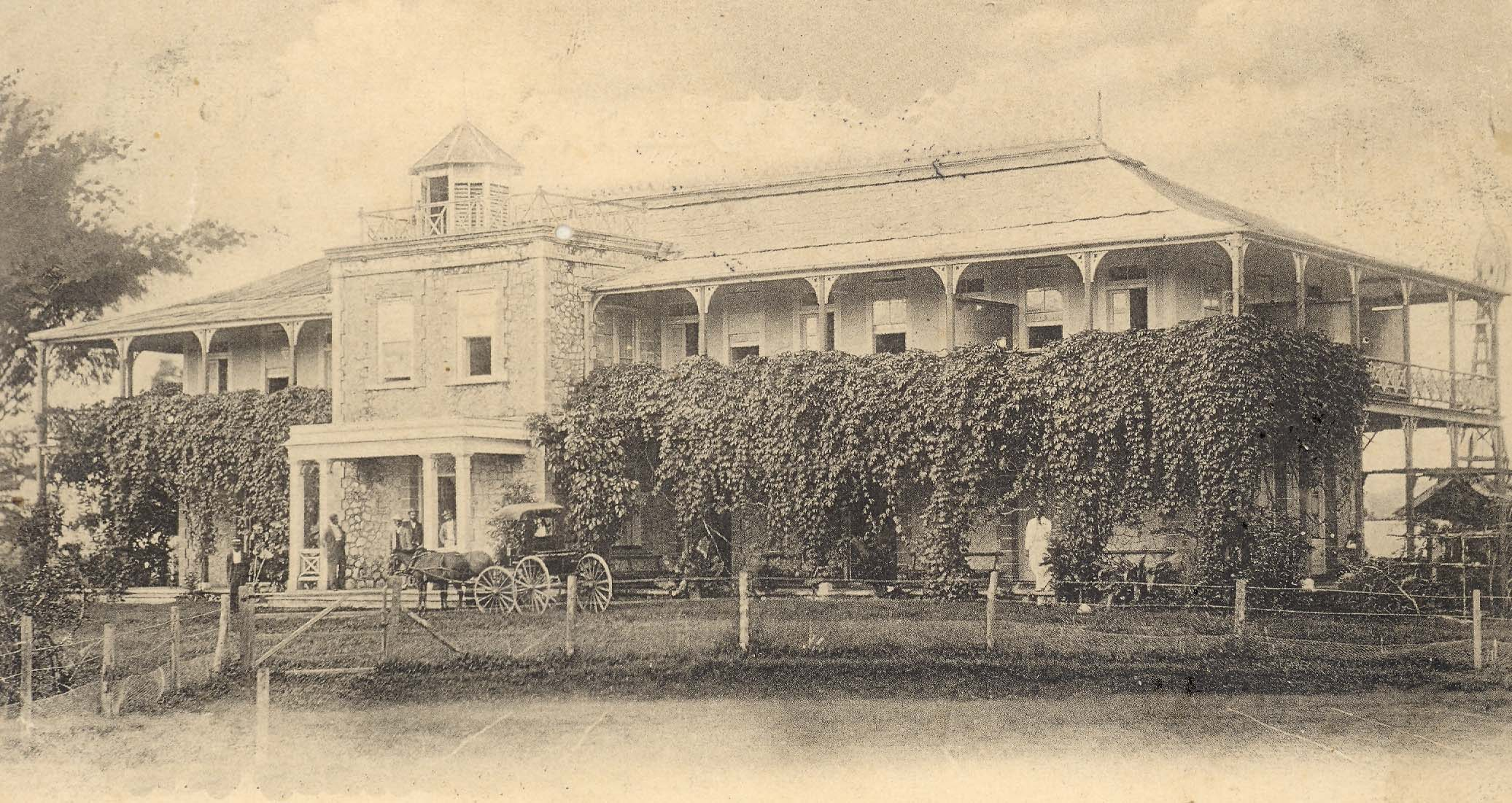 Jamaica Association Of Villas And Apartments History